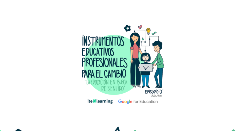 Webinar sobre Instrumentos Educativos Profesionales para el cambio