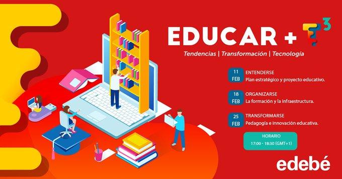 Foro Virtual Internacional: EducaT3