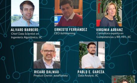 EduTalk: El Big Data y la Inteligencia Artificial en la Educación | Imagen: Edutech Cluster